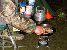 koken & verwarmen Karpervissen
