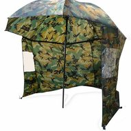 Zebco brollies & paraplu's