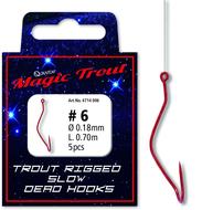 MT magic trout onderlijnen en vislijn