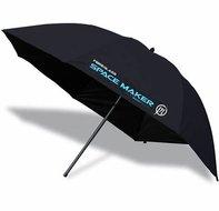 Paraplu's witvissen