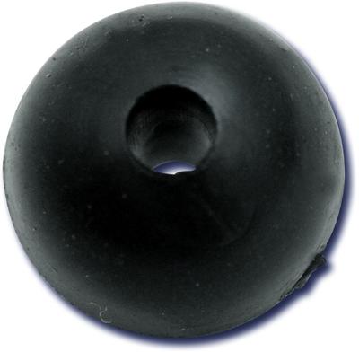 black cat rubber shock bead
