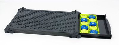 matrix shallow drawer unit