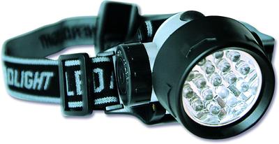 zebco power LED hoofdlamp