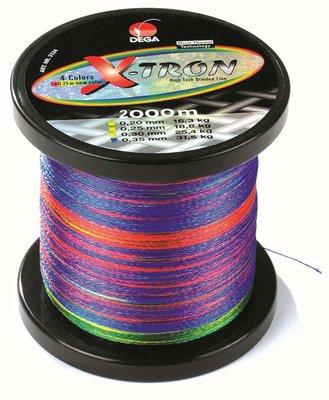 Jenzi. X-tron 4 color,2000m.