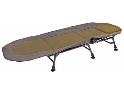 Strategy. Outback 6-Leg Compact Bedchair