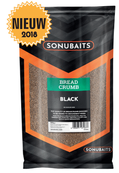Sonubaits. Black Bread Crumb. 900 gram