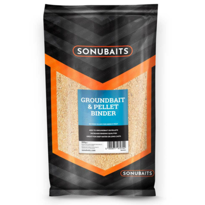 Sonubaits. Groundbait & Pellet Binder. 900 gram