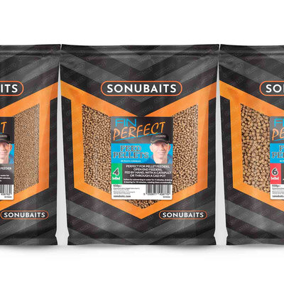 Sonubaits. Fin Perfect Feed Pellets. 650 gram