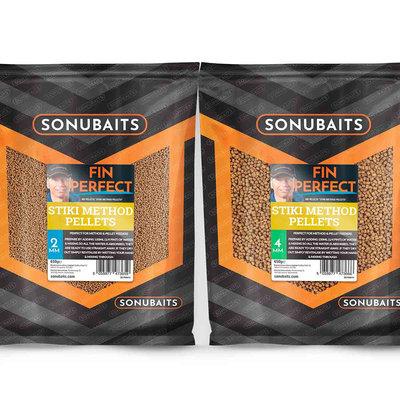 Sonubaits. Fin Perfect Stiki Method Pellets. 650 gram