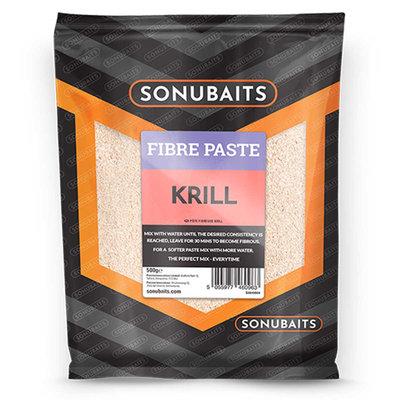 Sonubaits. Fibre Paste Krill. 500 gram