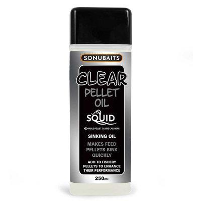 Sonubaits. Clear Pellet Oil Squid