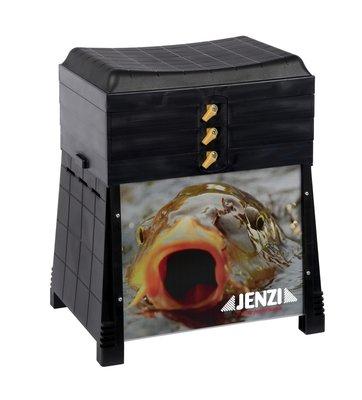Jenzi. Seat-box