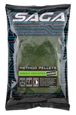 Cresta Saga Method Pellets Green Monster