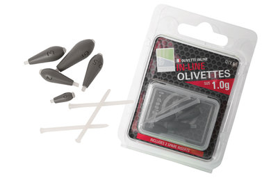 Preston Inline Olivettes