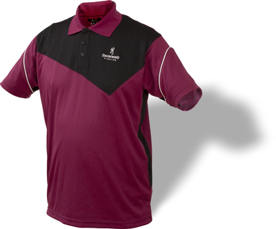 Browning Dry Fit Polo