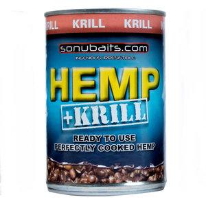Sonubaits. Hemp & Krill blik. hengelsport heijnens