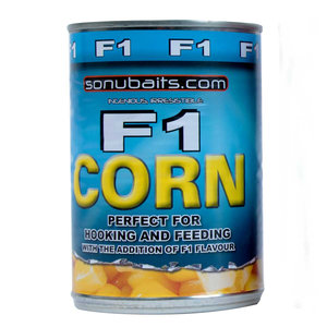 Sonubaits. F1 Corn. mais in blik