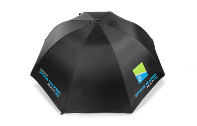 paraplu preston. space maker multi 50 brolly
